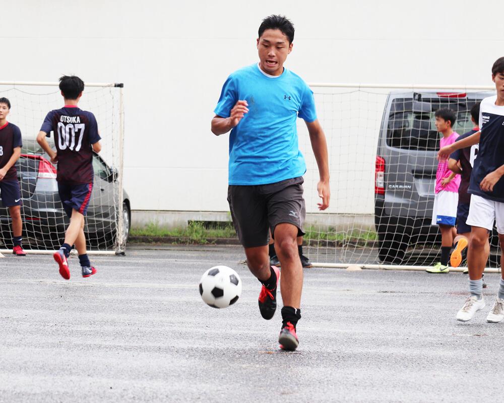 愛知の強豪・刈谷高校サッカー部|和田健人のキャプテンはつらいよ!?前編「サッカーも正直、サッカーの頭が本当に悪いので(苦笑)」【2021年】