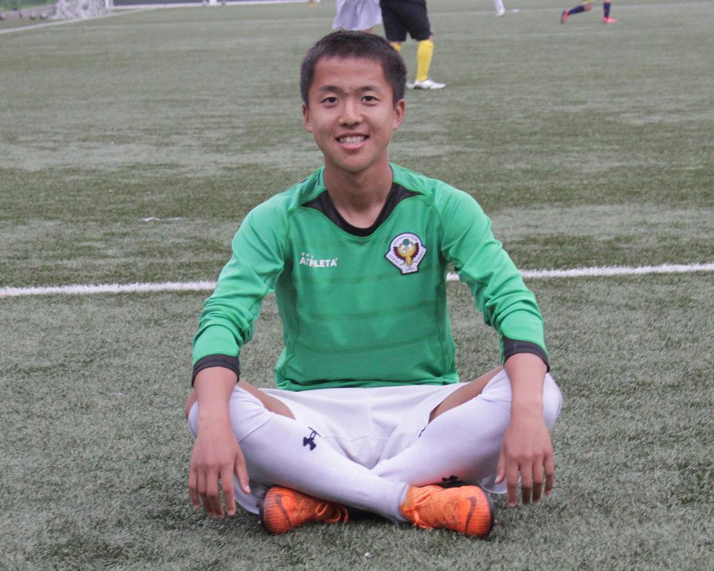 何で慶應義塾高校サッカー部を選んだの?「部員のやる気・姿勢を見て決めた」