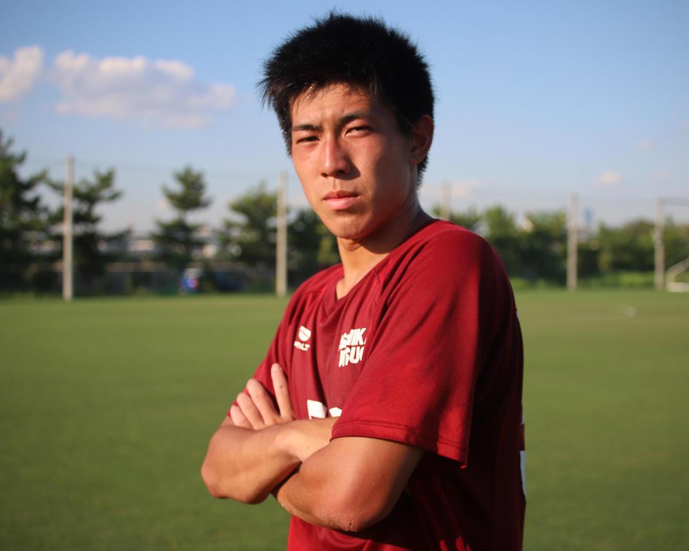 【選手権出場校】何で旭川実業高校サッカー部を選んだの?「とりあえず強いところでプレーしたかった」