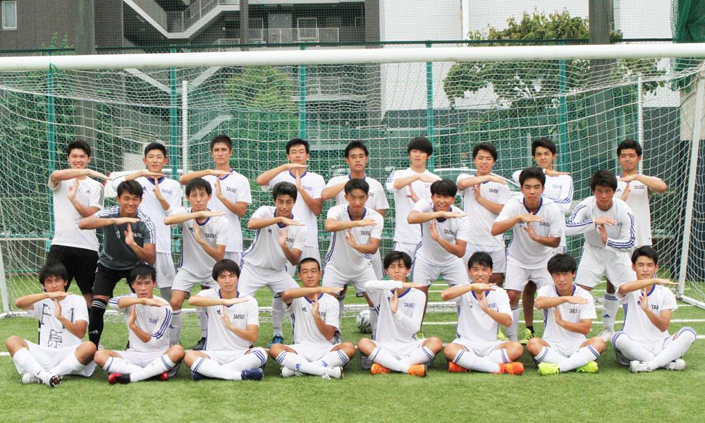東京の強豪・大成高校サッカー部の練習の様子!|前編(34枚)
