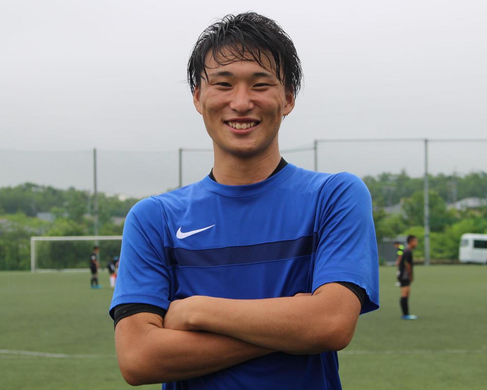 何で帝京大可児高校サッカー部を選んだの?「ユースに昇格できず、兄がいた帝京大可児を選んだ」