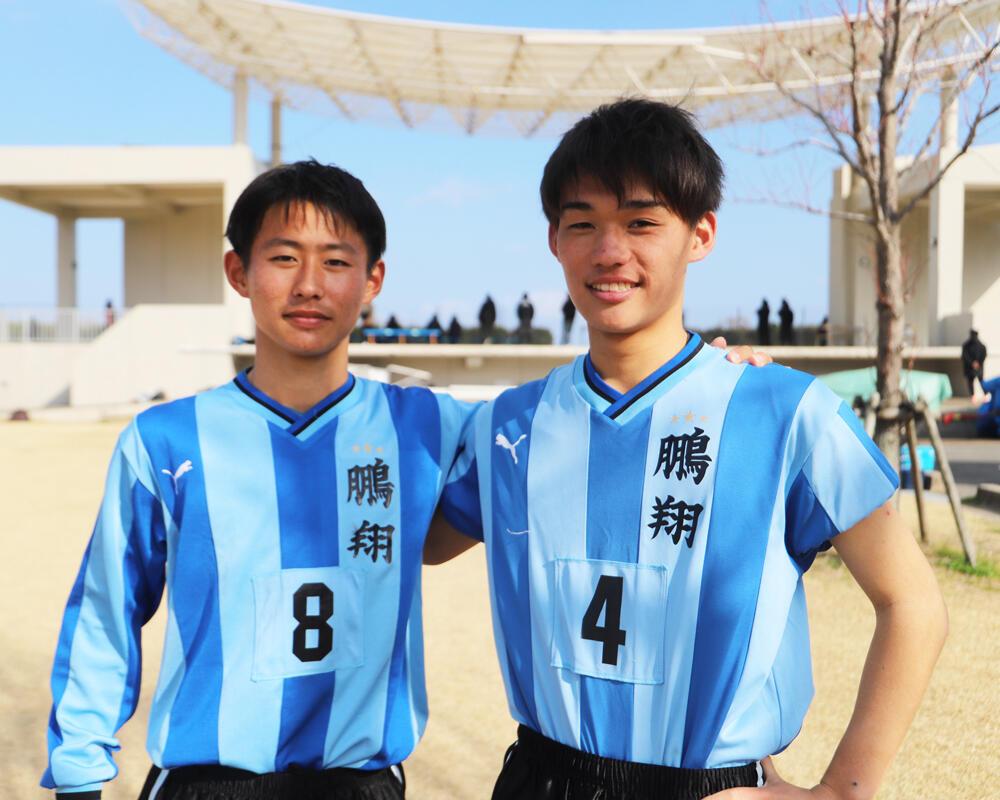 【2021年 始動!】何で宮崎の強豪・鵬翔高校サッカー部を選んだの?「大変だった寮生活にも慣れ、親戚から『大人になったね』と言われることが増えたので来て良かった」