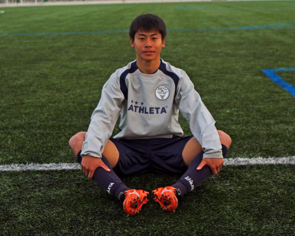【選手権出場校】関東第一高校サッカー部の佐藤誠也は、どんなスパイク履いてるの?
