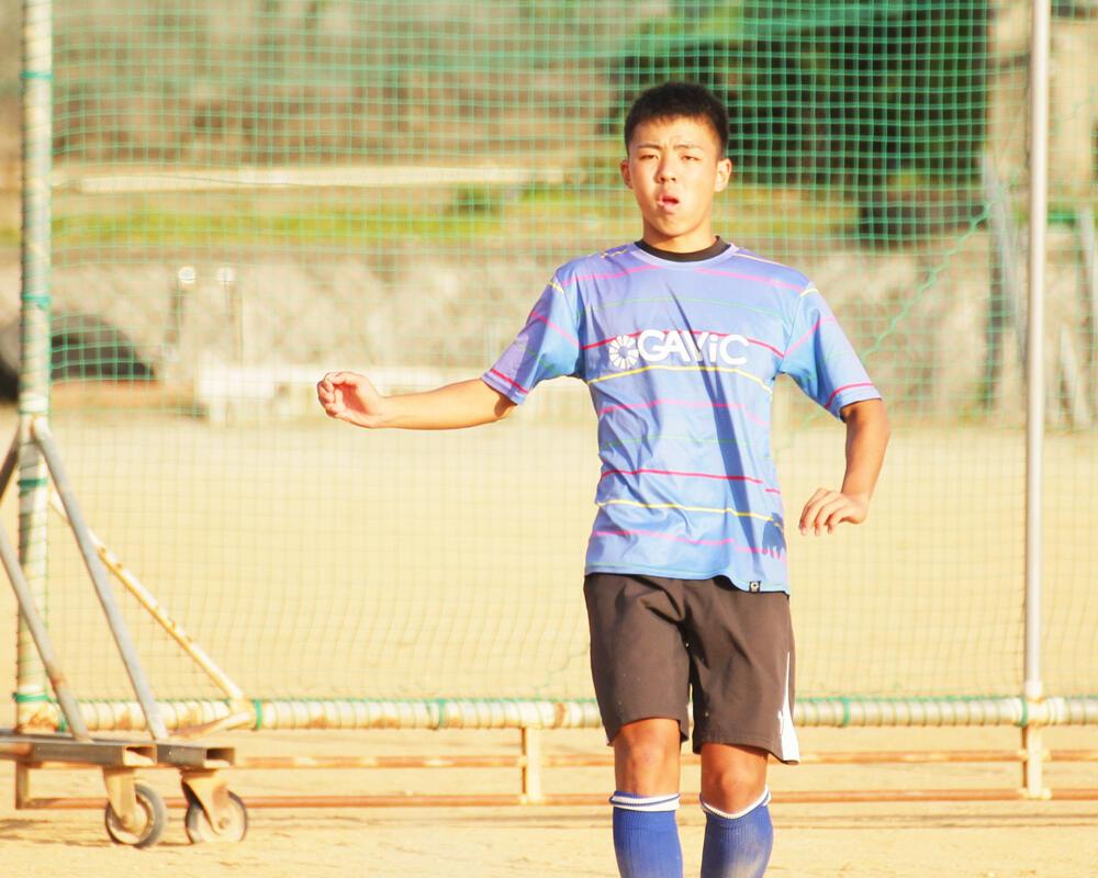 【2021年 始動!】沖縄の強豪・西原高校サッカー部のキャプテンはつらいよ!?「声とプレーで引っ張っていけるような存在でいたい」