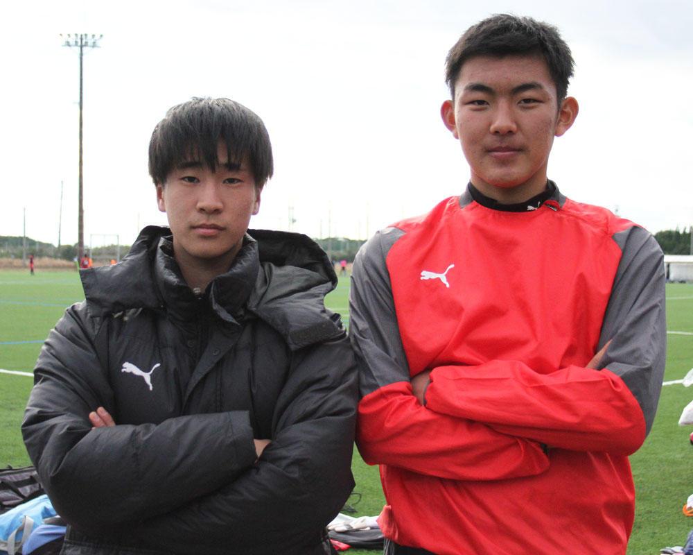 何で山形の強豪・日本大学山形サッカー部を選んだの?|阿部真珠、佐藤秀吏編