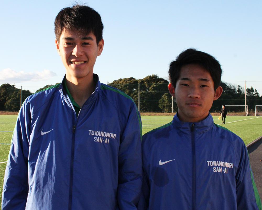 何で北海道の注目校・とわの森三愛サッカー部を選んだの?|小川大歩、石岡慧編