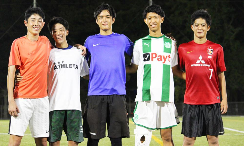 名経大高蔵高校サッカー部あるある「スタッフと選手の距離が近い」