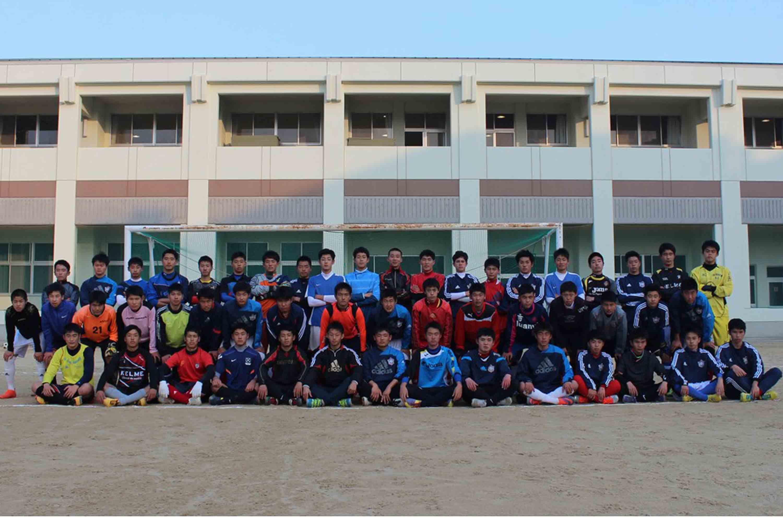 長崎南山高校サッカー部あるある「2週に1回、元ボディビルダーがやってくる」