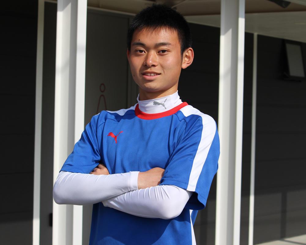【前編】中京大中京サッカー部のキャプテンはつらいよ!?「中学もキャプテンをやっていたし、みんなをまとめる仕事というのが好き」