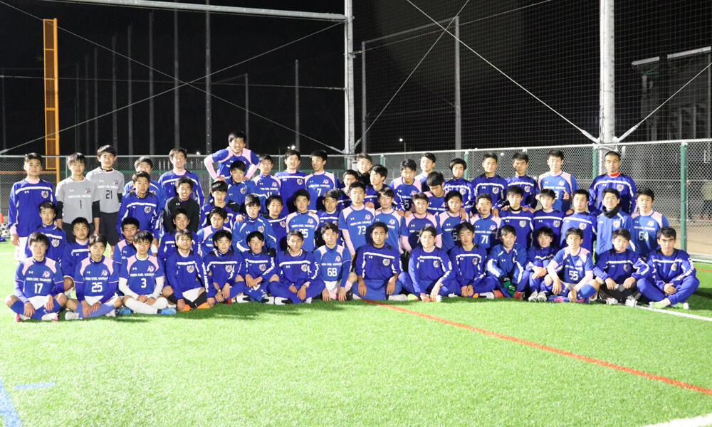 【2021年 始動!】長崎日大高校サッカー部あるある「練習の雰囲気が良い」