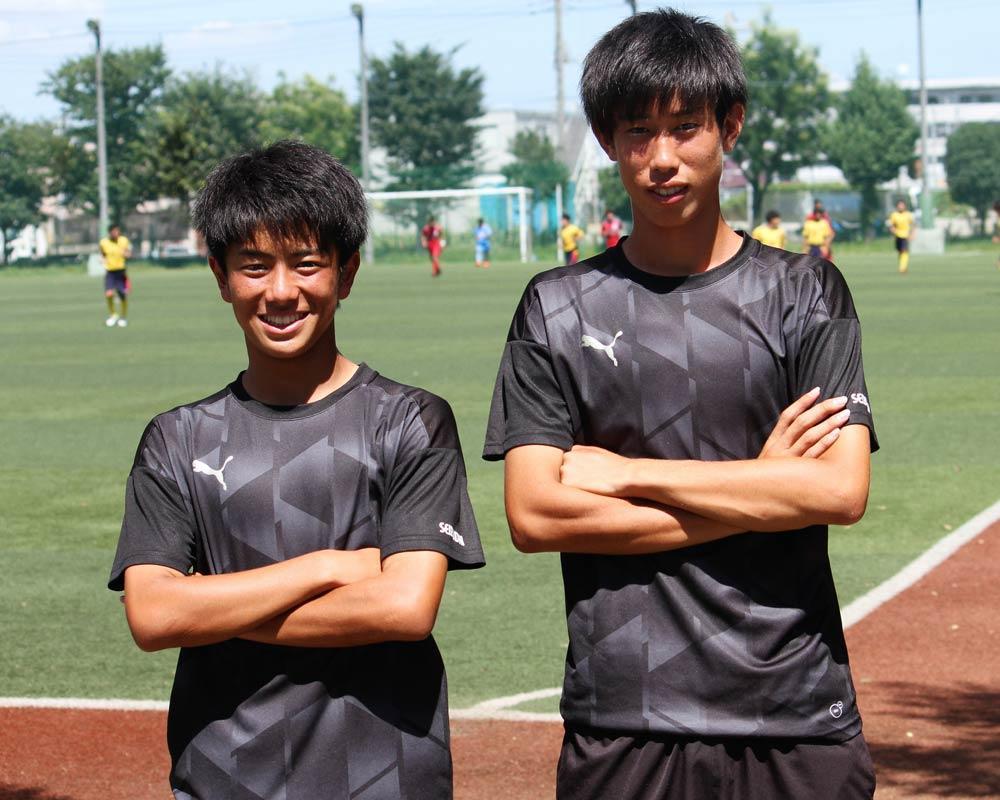 何で西武台高校サッカー部を選んだの?「自分を使ってくれる機会があるかもしれないと」