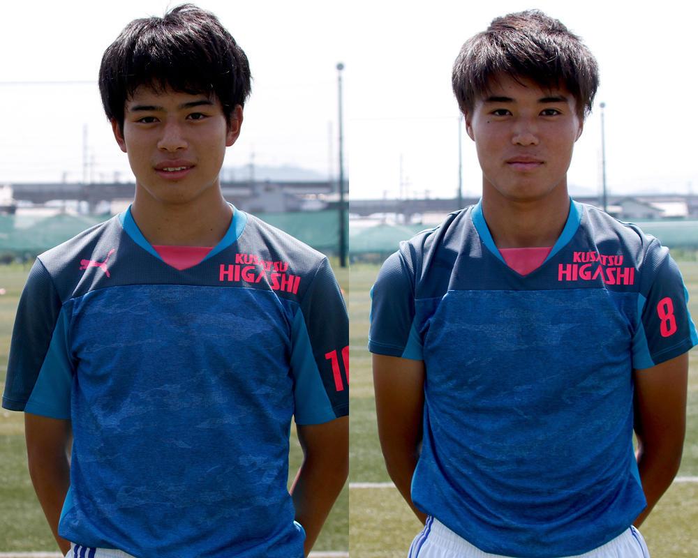 何で草津東高校サッカー部を選んだの?「施設も整っていて、全国大会出場も狙える環境が大きかった」