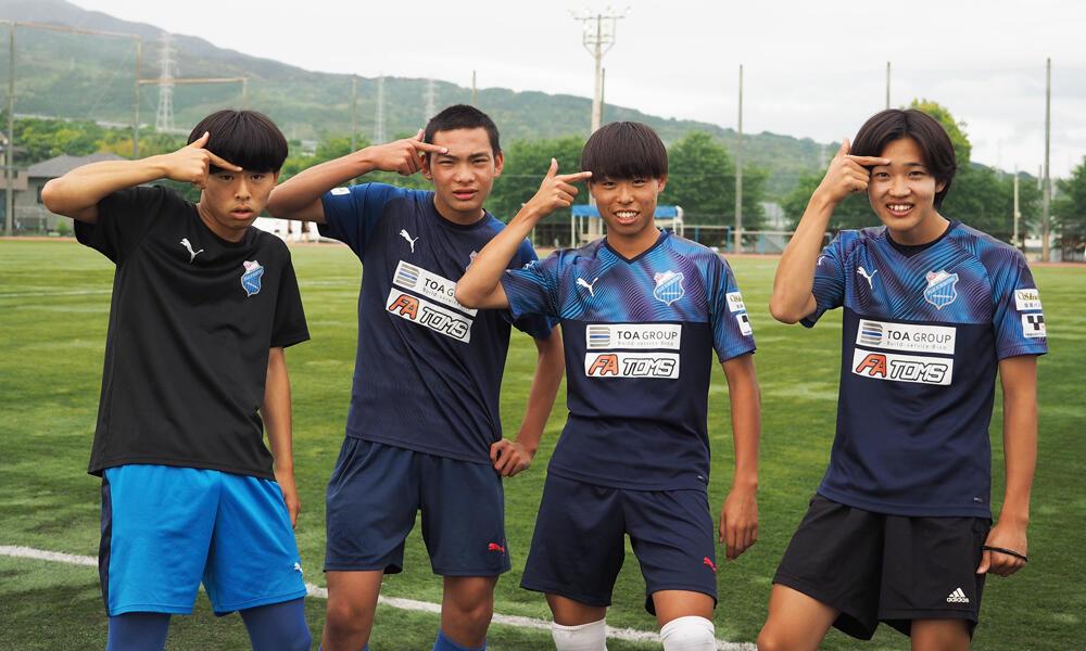【2021年 始動!】静岡の注目校・富士市立高校サッカー部あるある「インスタで富士山日記をつけがち」