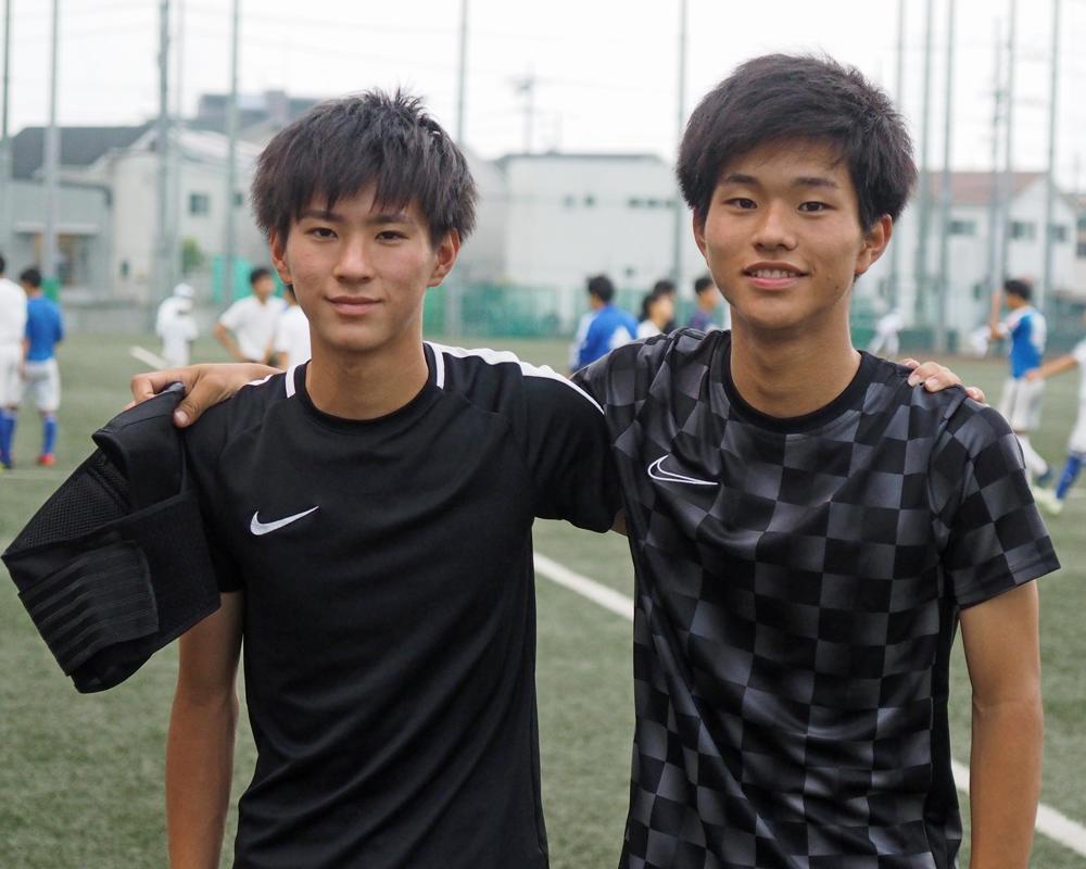 野牧稜平と古長谷千博は何で静岡の強豪・清水桜が丘高校サッカー部を選んだのか?【2019 インターハイ出場校】