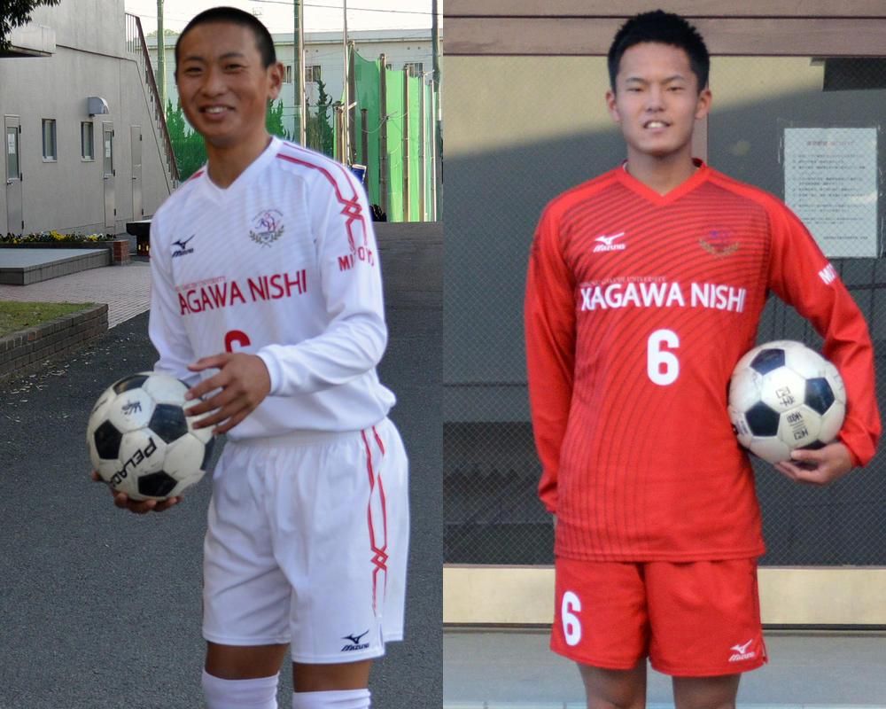 何で香川西高校サッカー部を選んだの?「指導を受けたクラブの監督が香川西OBだった」
