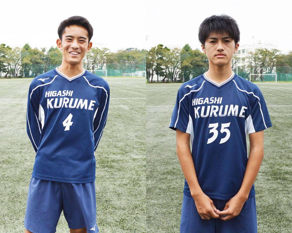 何で東京の強豪・東久留米総合高校サッカー部を選んだの?「全国を目指すなら久留総なんじゃないか」【2020年】