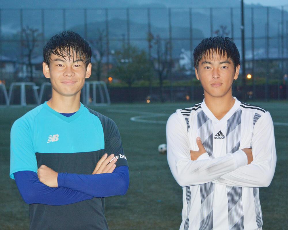 何で福岡の強豪・筑陽学園高校サッカー部を選んだの?「速い攻撃が筑陽学園の伝統。速い攻撃に関してはやりたいサッカーでもあったので、自分に合うなと思った」【2020年】
