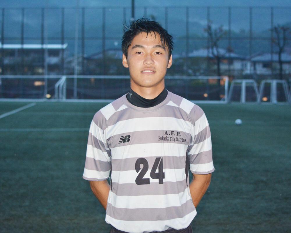 福岡の強豪・筑陽学園高校サッカー部のキャプテンはつらいよ!?「親御さんたちや仲間のためにも必死に戦い、サッカーをやっていて良かったというのを伝えて、結果に結びつけていきたい」【2020年】
