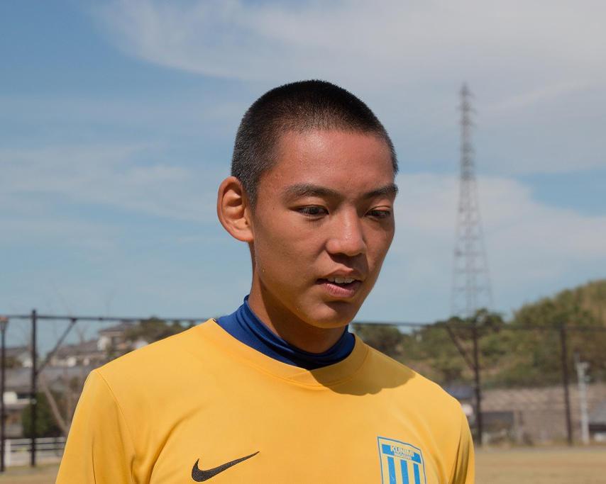 【青春の涙】国見高校サッカー部の濱野海人選手は感動しました!