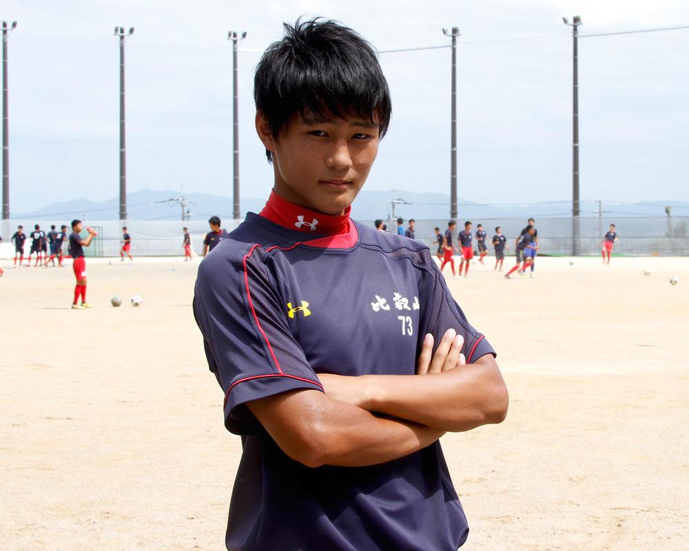 【比叡山高校サッカー部】糸永和司のキャプテンはつらいよ!?