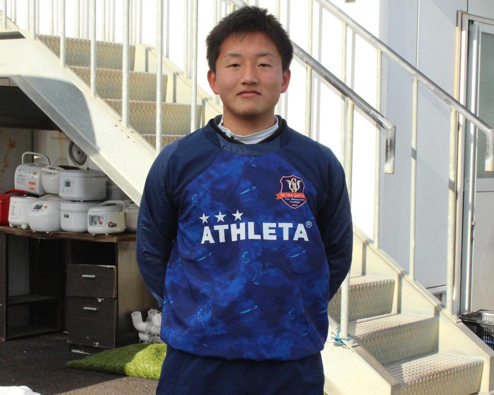 【聖和学園高校サッカー部】杉本大成のキャプテンはつらいよ!?