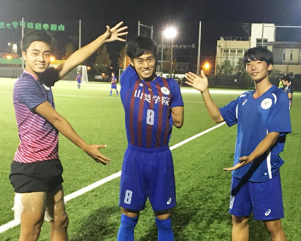 山梨学院高校サッカー部あるある「県大会で優勝したらみんなで勝ちロコ」【2020年 第99回全国高校サッカー選手権 出場校】
