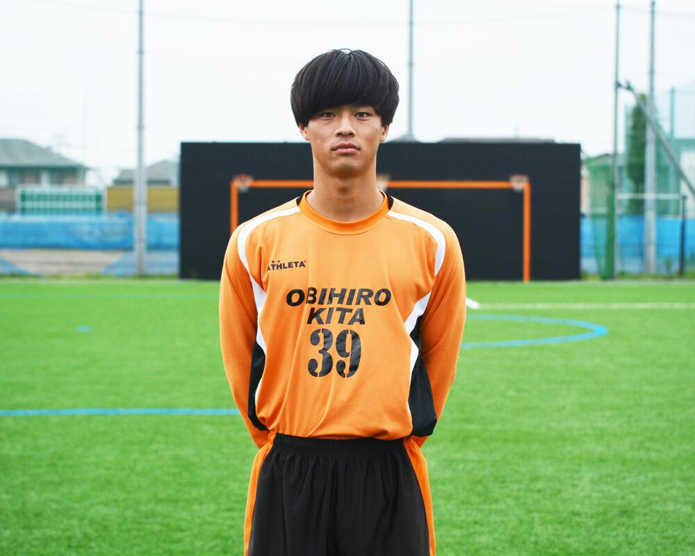 何で北海道の強豪・帯広北高校サッカー部を選んだの?「素晴らしい環境でサッカーができてありがたい」【2021年】