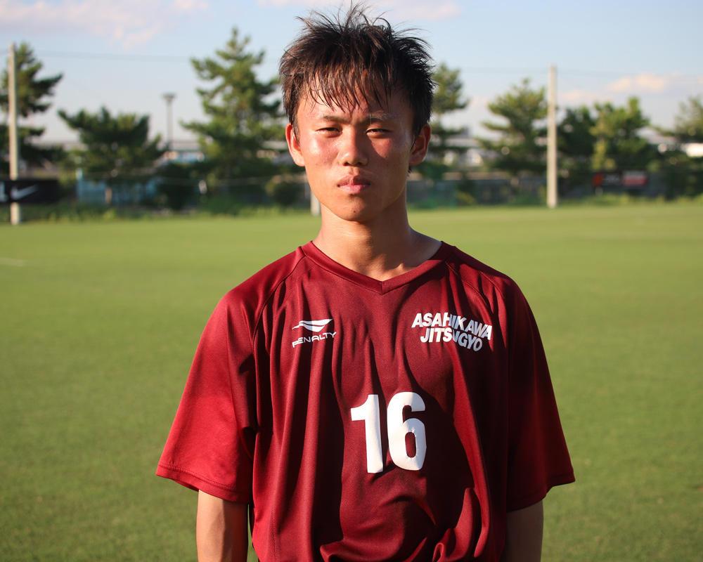 何で旭川実業高校サッカー部を選んだの?「強豪かつ自分のやりたいサッカーと合っていた」