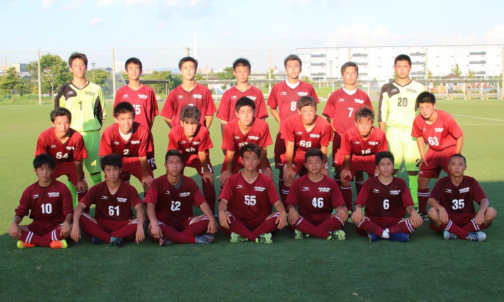 【選手権出場校】旭川実業高校サッカー部あるある「サーキットをすると酸素が薄くなる!」