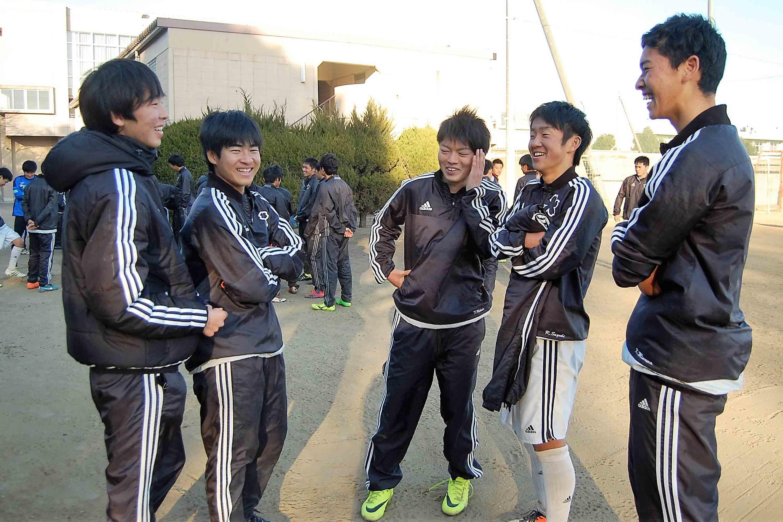 水戸桜ノ牧高校サッカー部あるある「やらかしたら坊主にしがち」