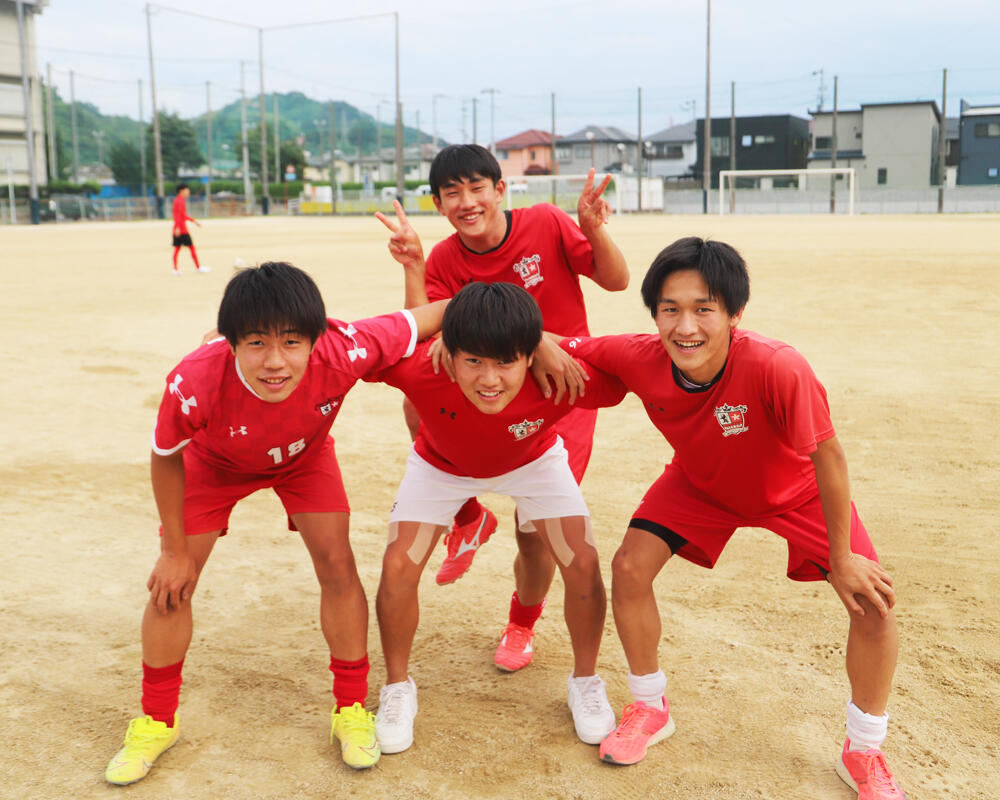 【2021年】愛媛の強豪・新田高校サッカー部あるある「円陣が熱すぎる」【インターハイ愛媛予選優勝校】