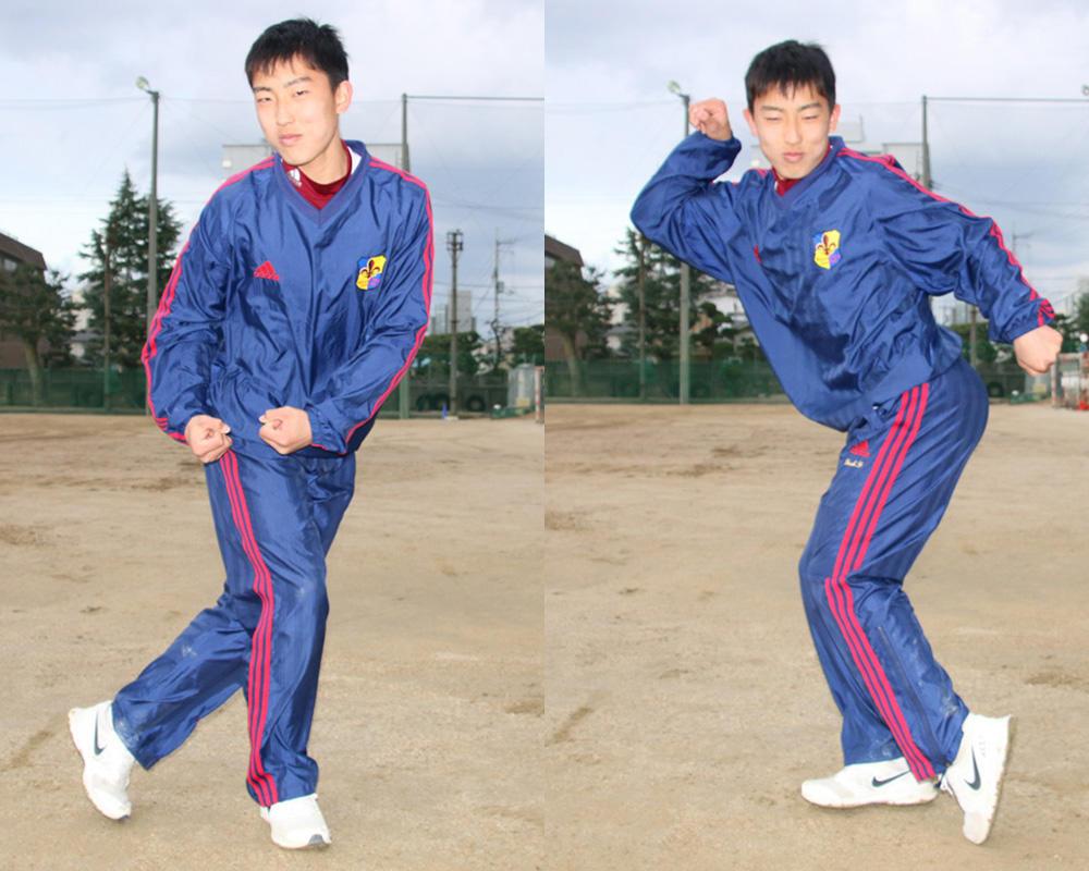 松山工業高校サッカー部の部員たちのいろんな様子を写真で紹介!(12枚)