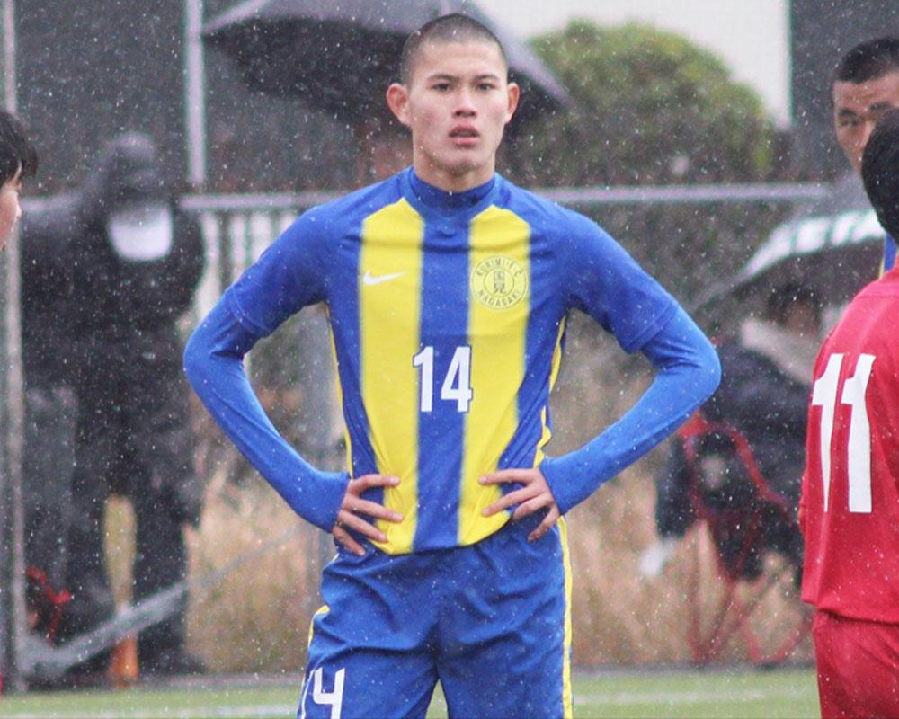 【2020シーズン始動!】長崎の名門・国見サッカー部|中島大嘉の入学から2年たっての自分