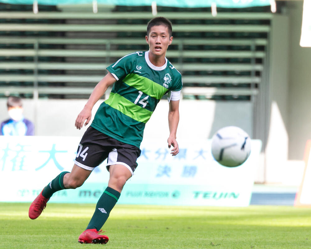 大分の強豪・日本文理大学附属高校サッカー部のキャプテンはつらいよ!?「チームが勝つために誰よりも走ること。キャプテンはチームで一番頑張らなければいけない」【2020年 第99回全国高校サッカー選手権 出場校】