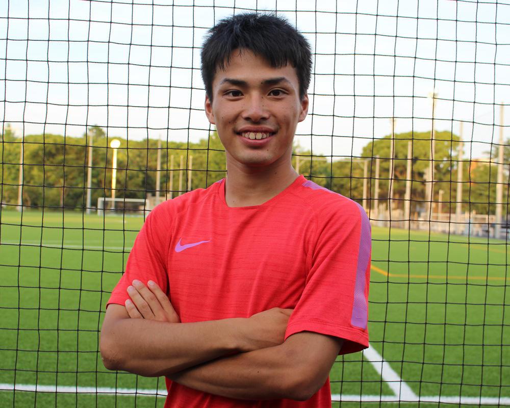 何で秋山陽一朗選手は、愛知の強豪・東海学園高校サッカー部を選んだの?