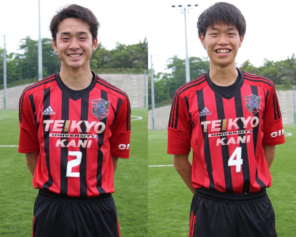 なんで帝京大可児高校サッカー部を選んだの?