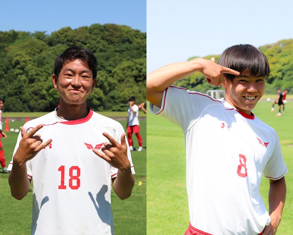 【2021年 始動!】何で長崎の強豪・創成館高校サッカー部を選んだの?「選手同士が高いレベルでお互いに要求しあっていて、ここなら自分も上達できるんじゃないかな」