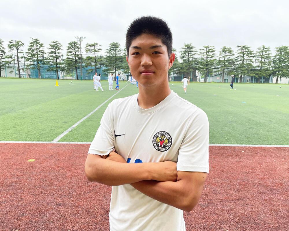 【2021年】何で千葉の名門・市立船橋高校サッカー部を選んだの?「(先輩の)振る舞いや話を聞いて、自分も市立船橋に行きたいと思うようになりました」
