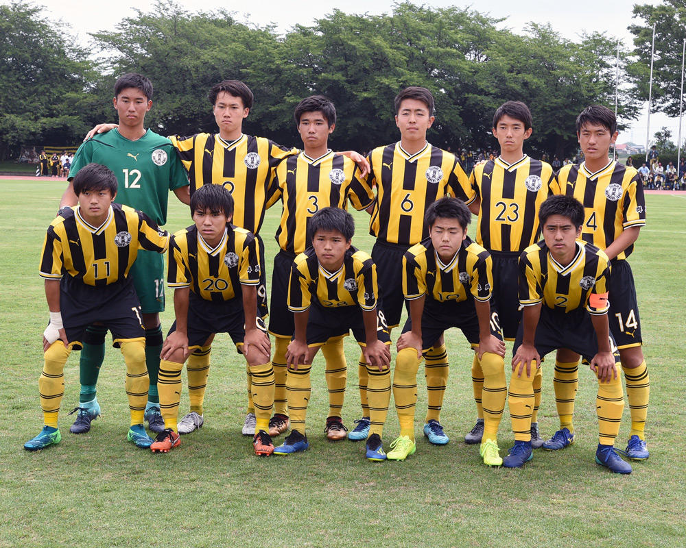 前橋育英高校サッカー部の若月輝キャプテンが選ぶ「チームで一番○○な選手!」