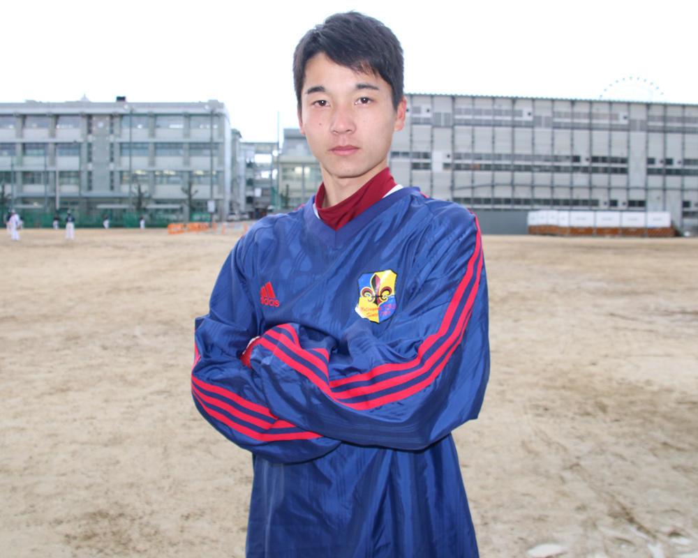 【松山工業高校サッカー部】 向井和哉のキャプテンはつらいよ!?