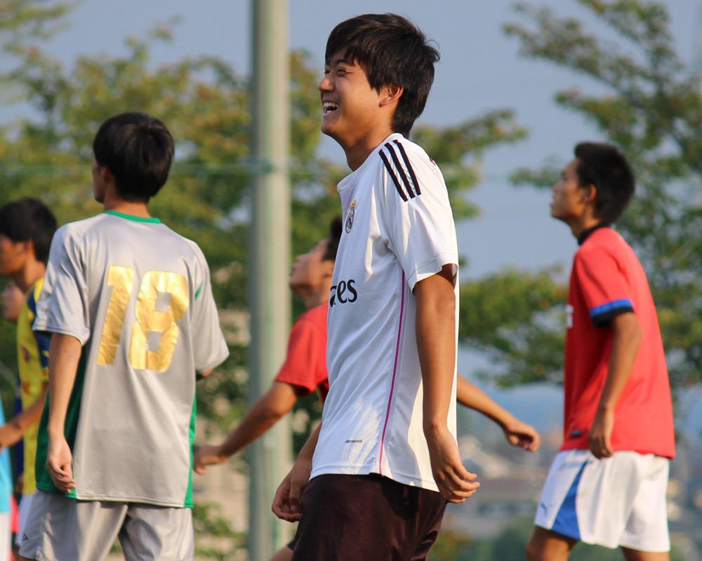 【東海学園高校サッカー部】キャプテンはつらいよ!?森悠太