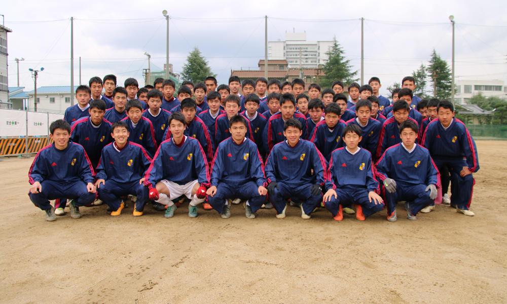 松山工業高校サッカー部あるある「女性と話すと緊張する選手が多い」