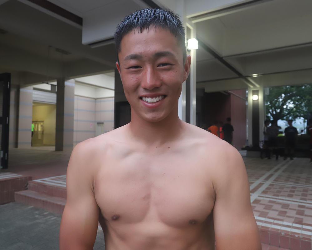 和歌山の強豪・初芝橋本高校サッカー部のフィジカルモンスターは西村璃希!