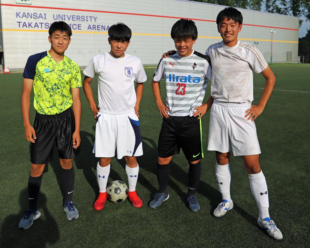 関大一高校サッカー部あるある「先輩に会うと『おう!』と挨拶」【2019 インターハイ出場校】