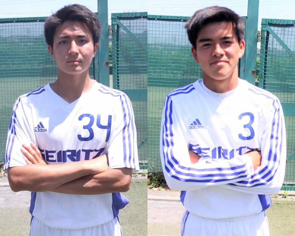 吉長真優と藤原進士郎は何で東京の強豪・成立学園高校サッカー部を選んだのか?