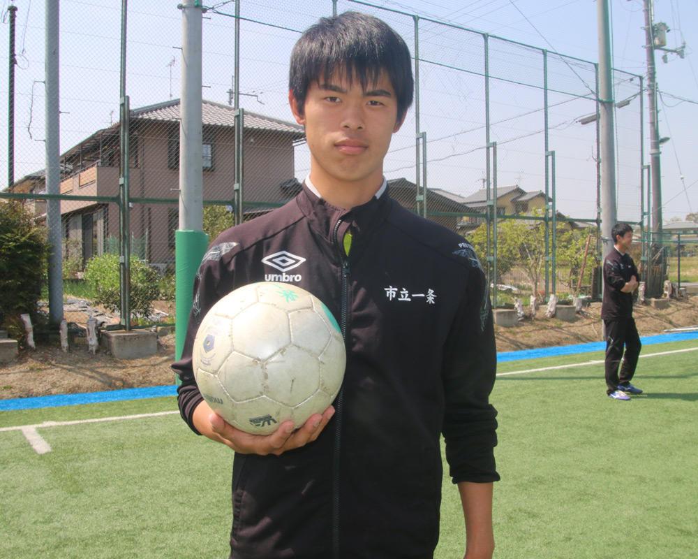 【一条高校サッカー部】三谷陽のキャプテンはつらいよ!?