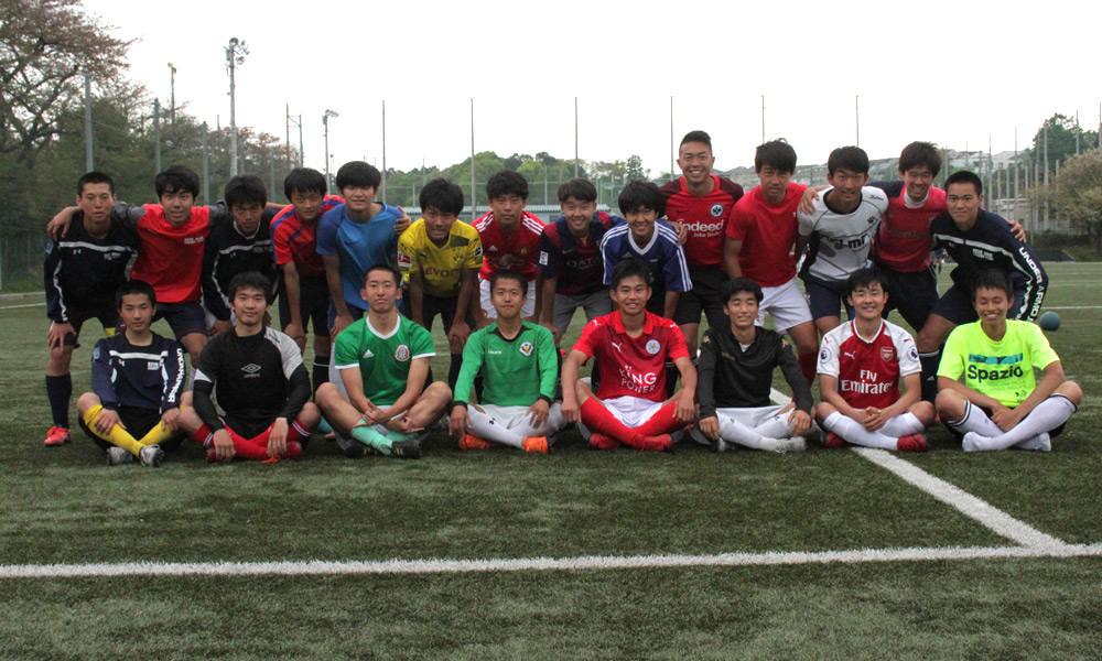 慶應義塾高校サッカー部あるある「大学女子サッカー部に推しがいる!」