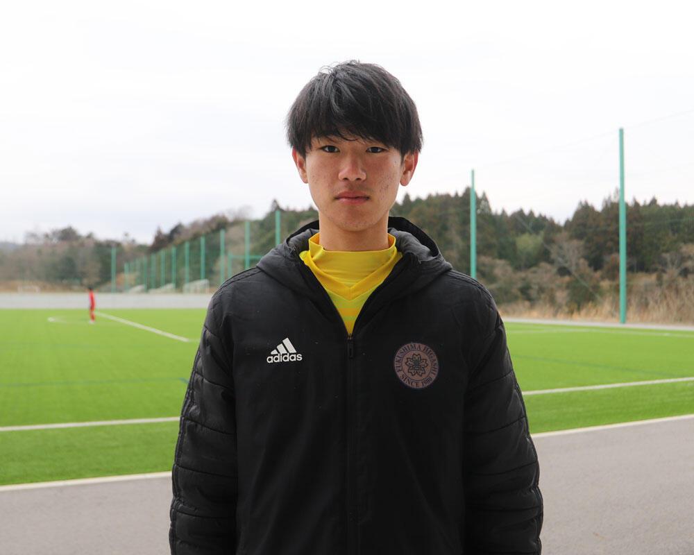 【2021年 始動!】何で福島の注目校・福島東高校サッカー部を選んだの?「7コマしっかり授業をしてから部活ができるのが福島東に来て良かったところ」