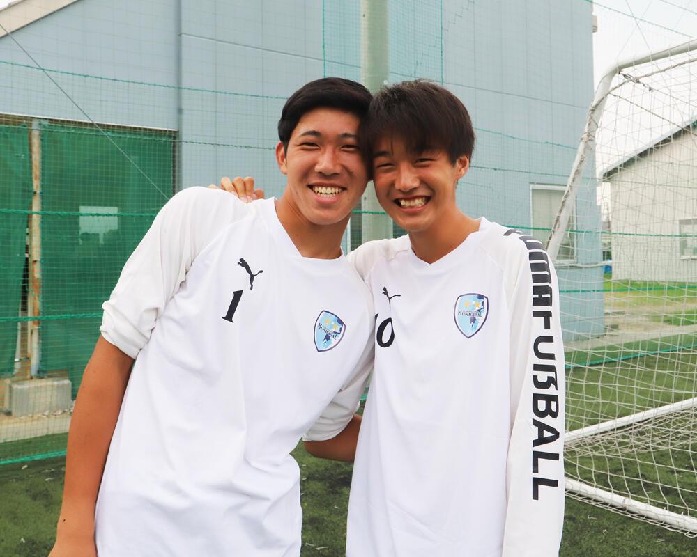 何で徳島の強豪・徳島市立高校サッカー部を選んだの?「中学時代のコーチに『お前はサッカーをやりなさい』と言って貰い、そういう道もありだなと」【2021年】