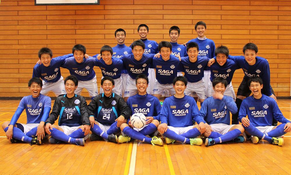 佐賀東高校サッカー部あるある「サッカー部のスタッフが個性的」